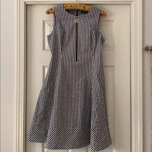 DKNY seersucker dress